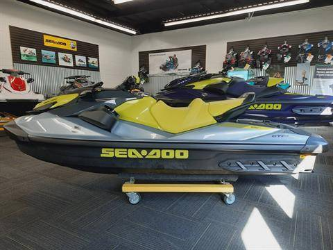 2021 Sea-Doo GTI SE 170 iBR + Sound System in Ontario, California - Photo 3