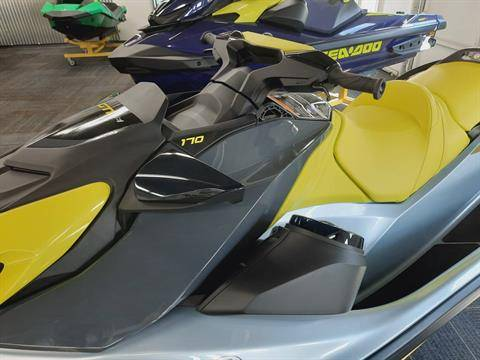 2021 Sea-Doo GTI SE 170 iBR + Sound System in Ontario, California - Photo 5