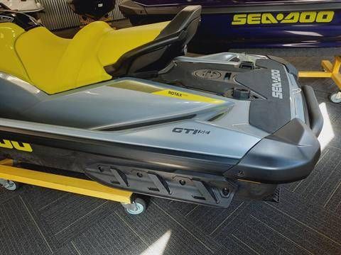 2021 Sea-Doo GTI SE 170 iBR + Sound System in Ontario, California - Photo 9