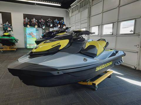 2021 Sea-Doo GTI SE 170 iBR + Sound System in Ontario, California - Photo 10