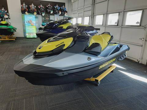 2021 Sea-Doo GTI SE 170 iBR + Sound System in Ontario, California - Photo 11