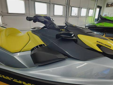 2021 Sea-Doo GTI SE 170 iBR + Sound System in Ontario, California - Photo 15