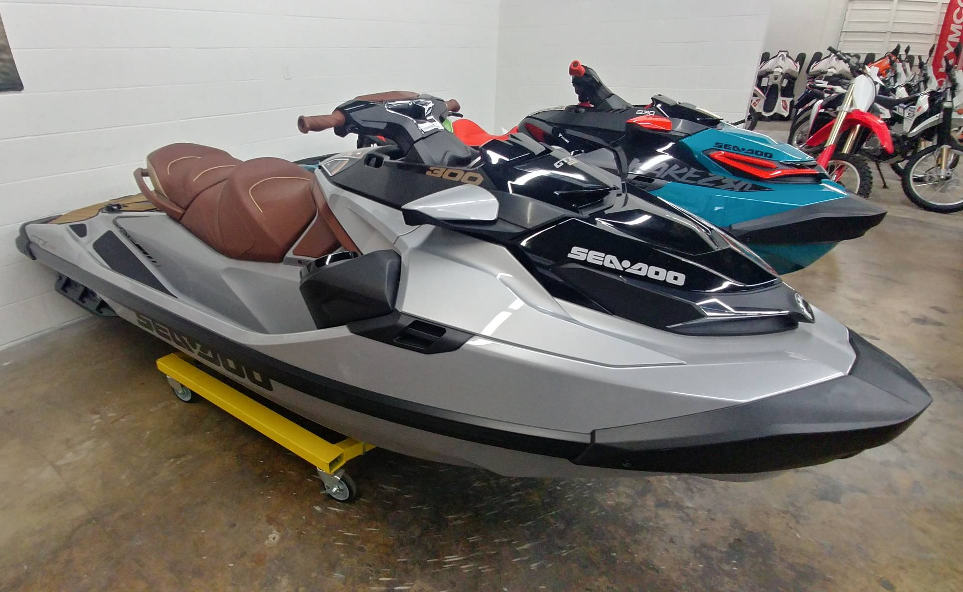 2019 Sea-Doo GTX Limited 300 + Sound System in Ontario, California - Photo 3