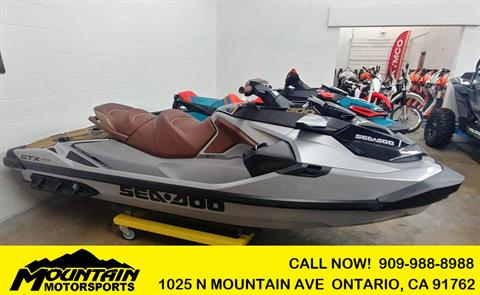 2019 Sea-Doo GTX Limited 300 + Sound System in Ontario, California - Photo 1