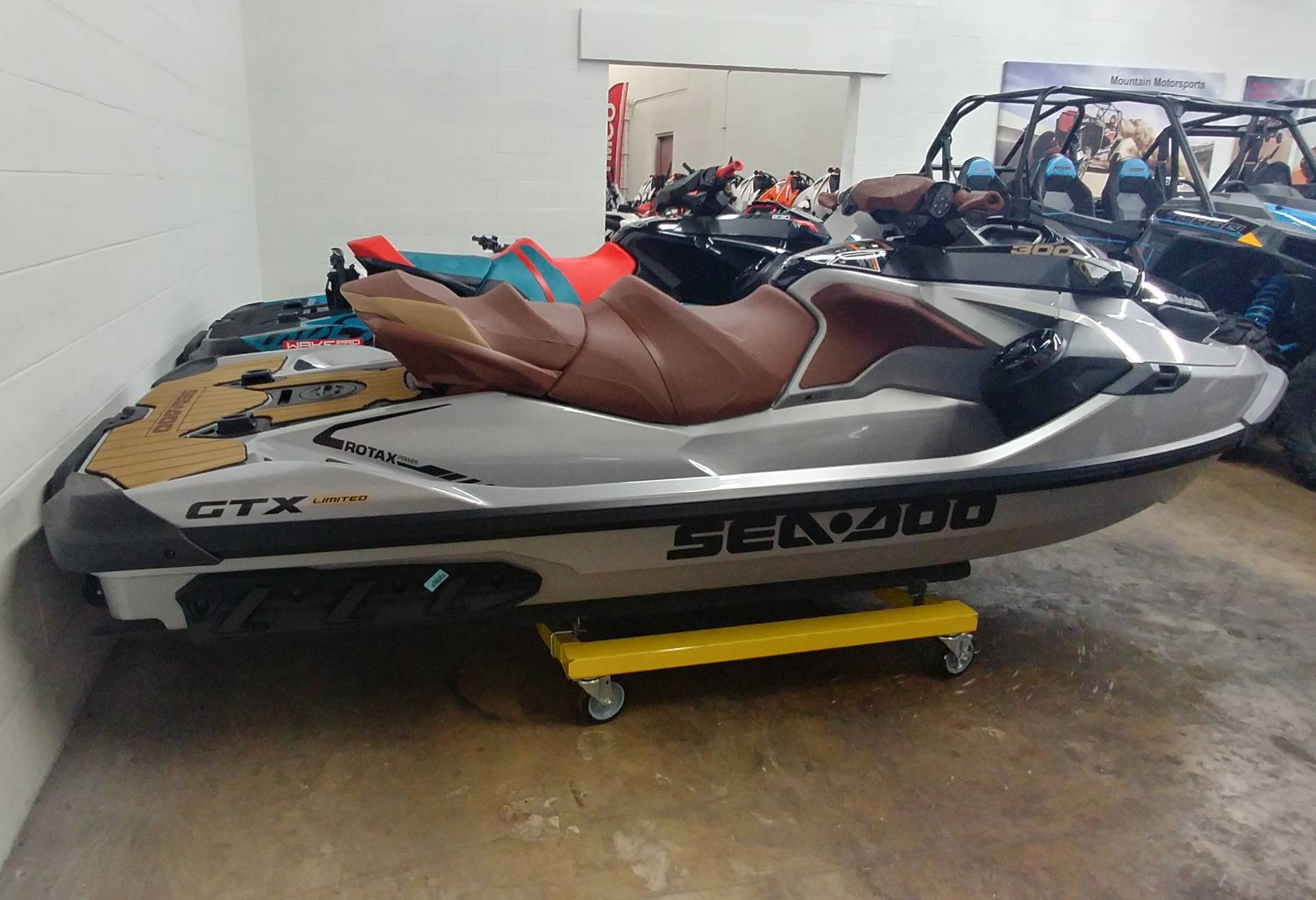 2019 Sea-Doo GTX Limited 300 + Sound System in Ontario, California - Photo 2