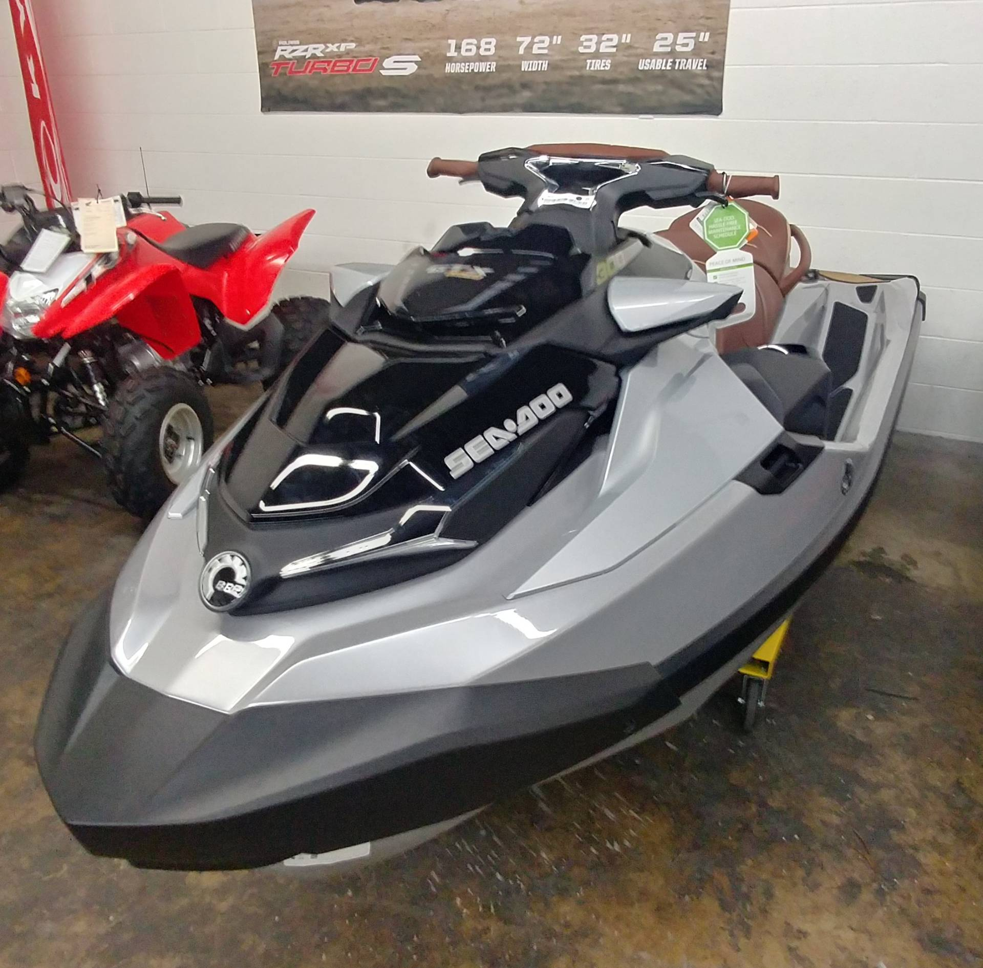 2019 Sea-Doo GTX Limited 300 + Sound System in Ontario, California - Photo 5