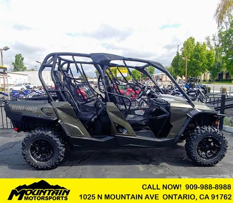2019 Can-Am Commander MAX XT 1000R in Ontario, California