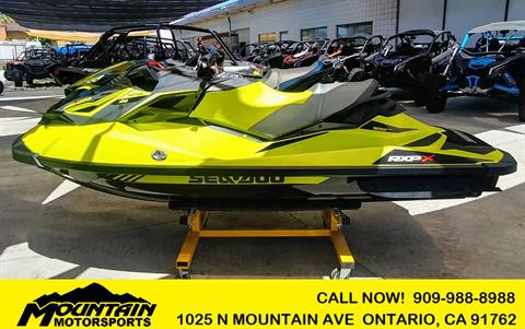 2019 Sea-Doo RXP-X 300 iBR in Ontario, California