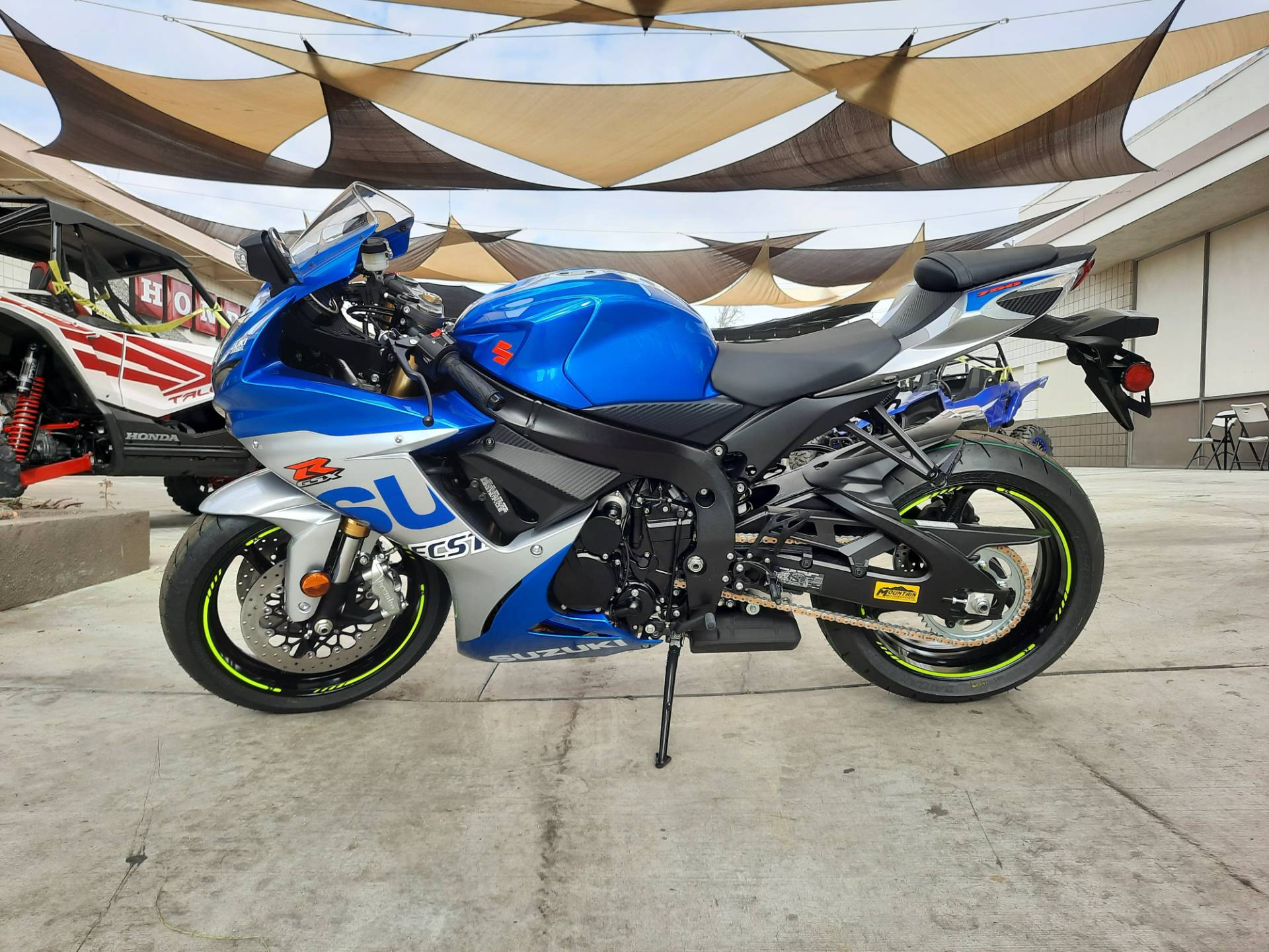 2021 Suzuki GSX-R750 100th Anniversary Edition in Ontario, California - Photo 2