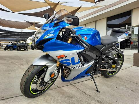 2021 Suzuki GSX-R750 100th Anniversary Edition in Ontario, California - Photo 3