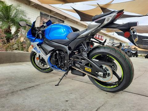 2021 Suzuki GSX-R750 100th Anniversary Edition in Ontario, California - Photo 4