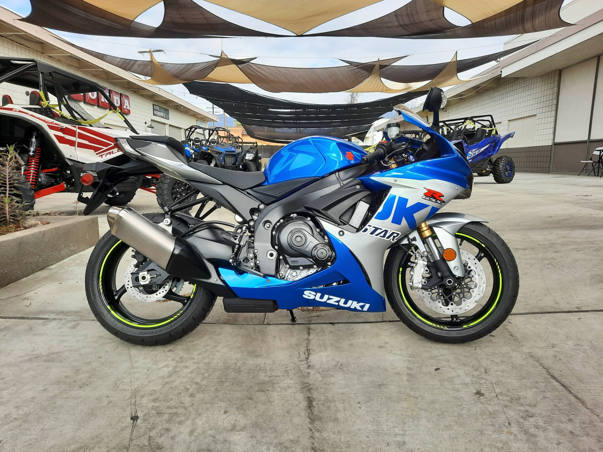 2021 Suzuki GSX-R750 100th Anniversary Edition in Ontario, California - Photo 5