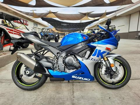2021 Suzuki GSX-R750 100th Anniversary Edition in Ontario, California - Photo 6