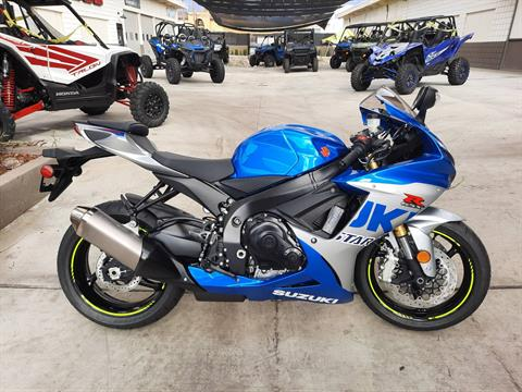 2021 Suzuki GSX-R750 100th Anniversary Edition in Ontario, California - Photo 7