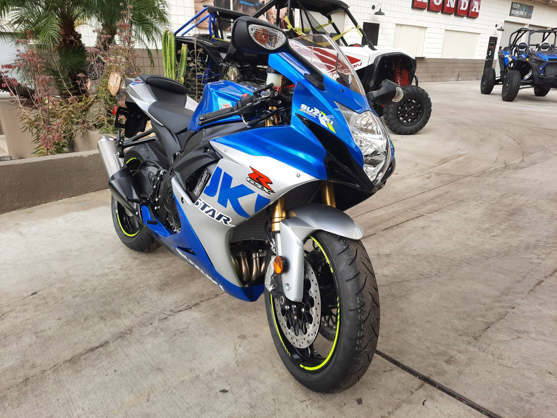 2021 Suzuki GSX-R750 100th Anniversary Edition in Ontario, California - Photo 8