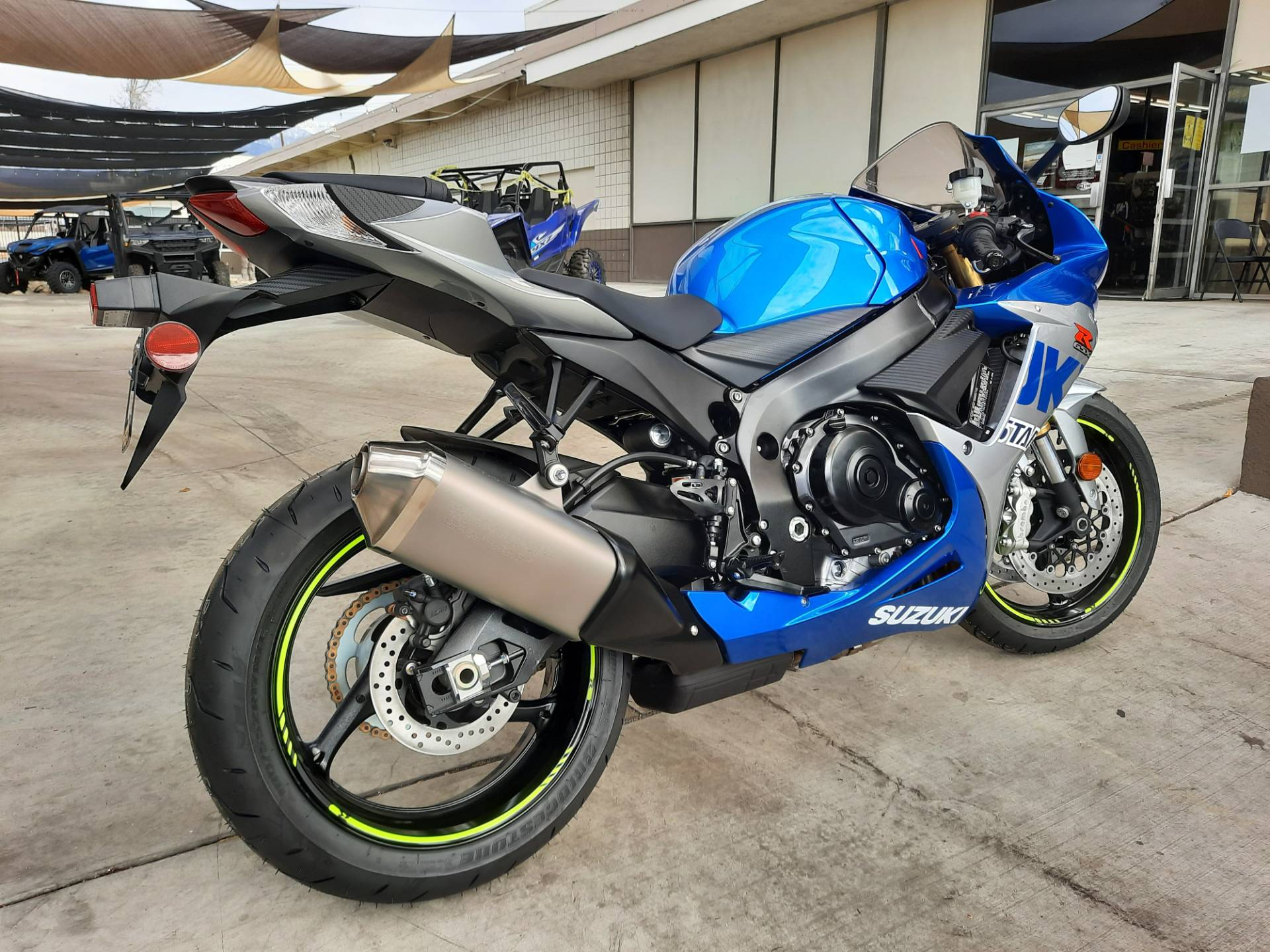 2021 Suzuki GSX-R750 100th Anniversary Edition in Ontario, California - Photo 10