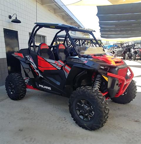 2018 Polaris RZR XP Turbo EPS Dynamix Edition in Ontario, California - Photo 3