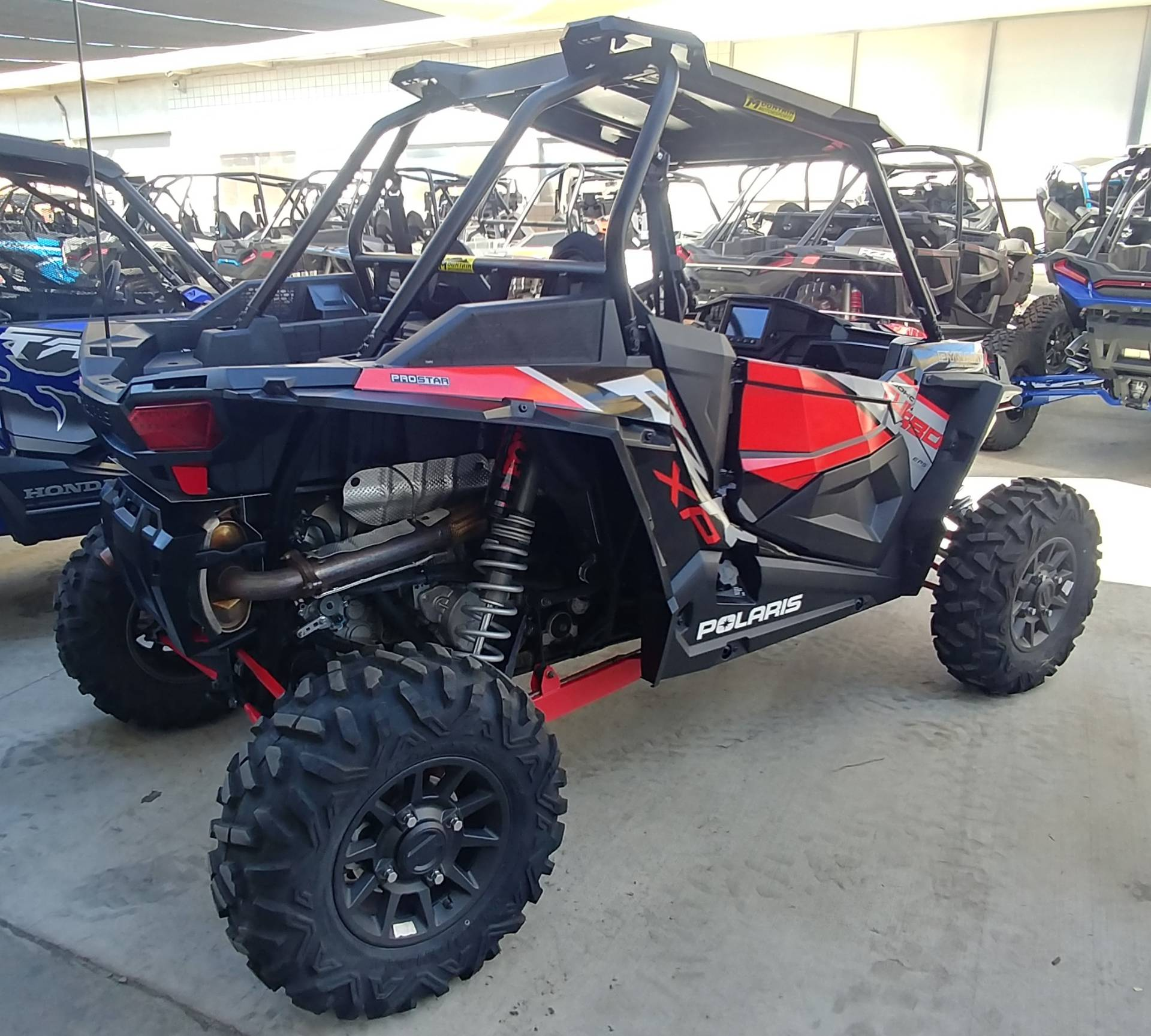 2018 Polaris RZR XP Turbo EPS Dynamix Edition in Ontario, California - Photo 7