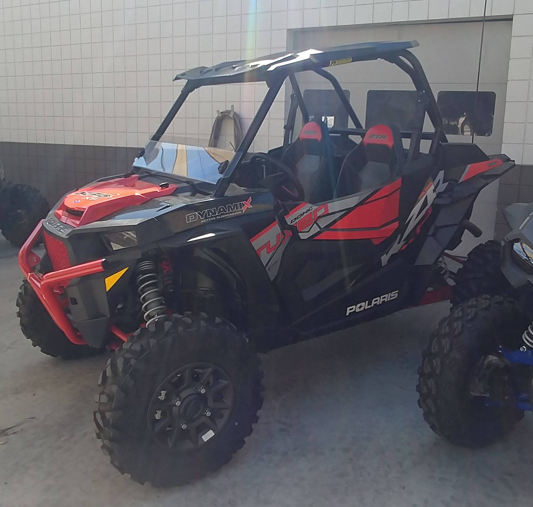2018 Polaris RZR XP Turbo EPS Dynamix Edition in Ontario, California - Photo 8
