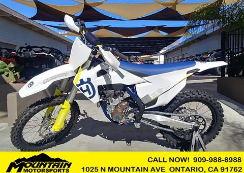 2019 Husqvarna FC 250 in Ontario, California - Photo 1