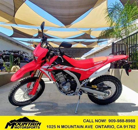 2019 Honda CRF250L in Ontario, California - Photo 1