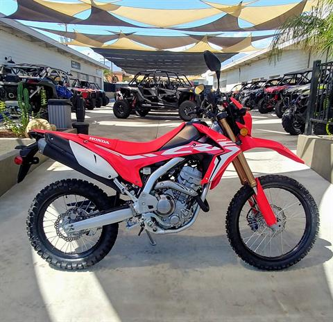 2019 Honda CRF250L in Ontario, California - Photo 5