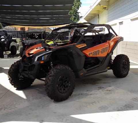 2020 Can-Am Maverick X3 X DS Turbo RR in Ontario, California - Photo 4