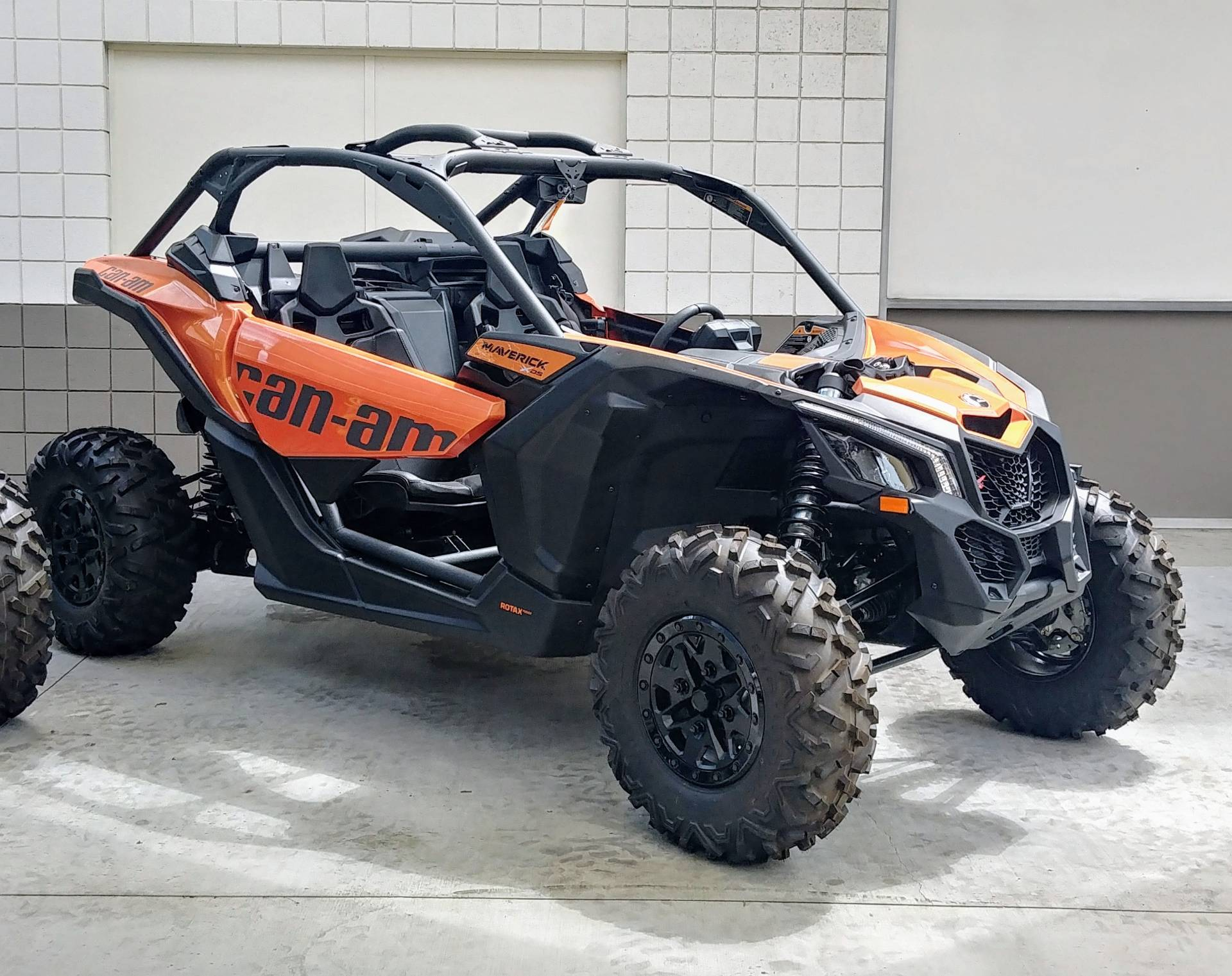 2020 Can-Am Maverick X3 X DS Turbo RR in Ontario, California - Photo 3