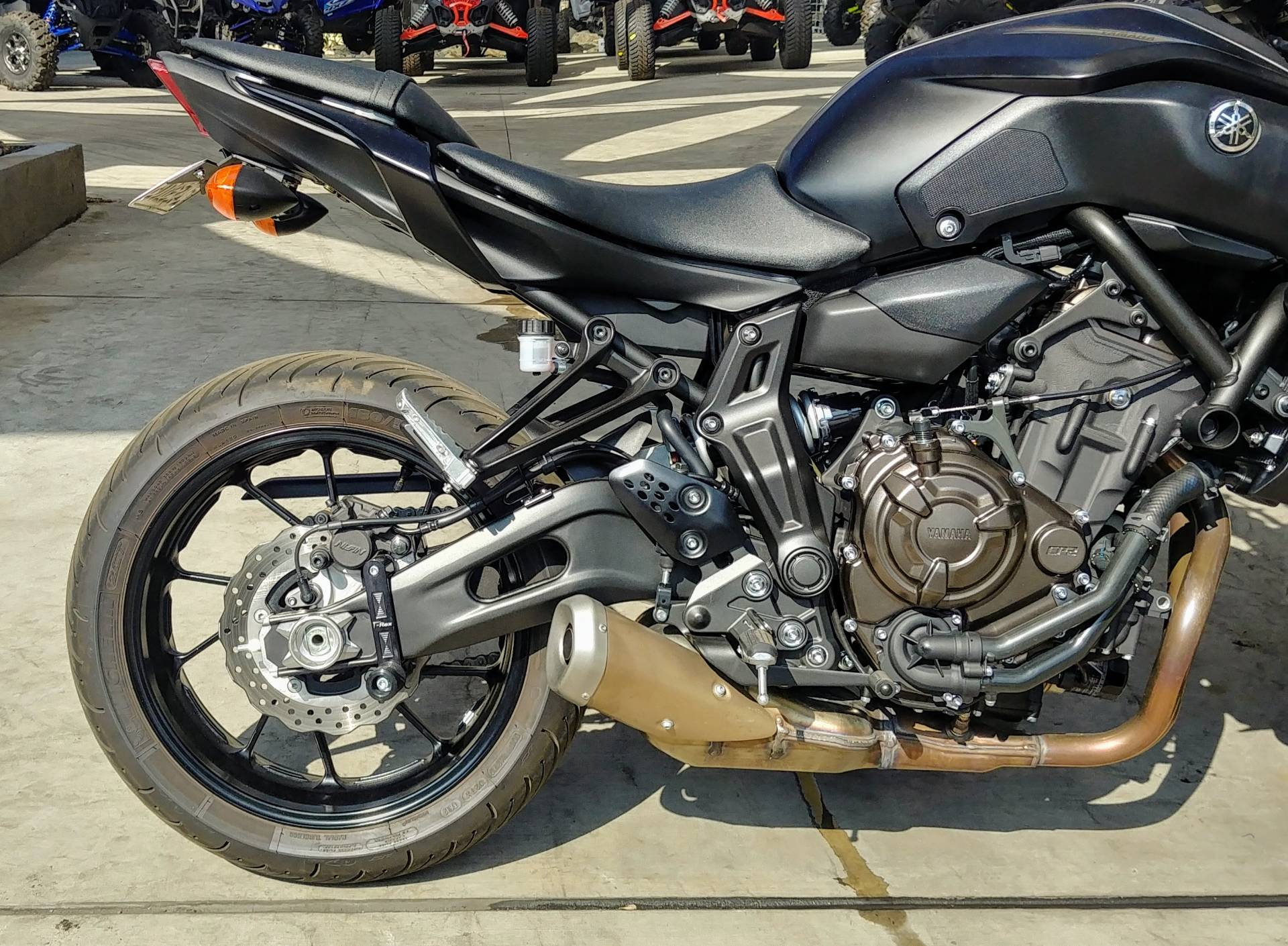 2019 Yamaha MT-07 in Ontario, California - Photo 10