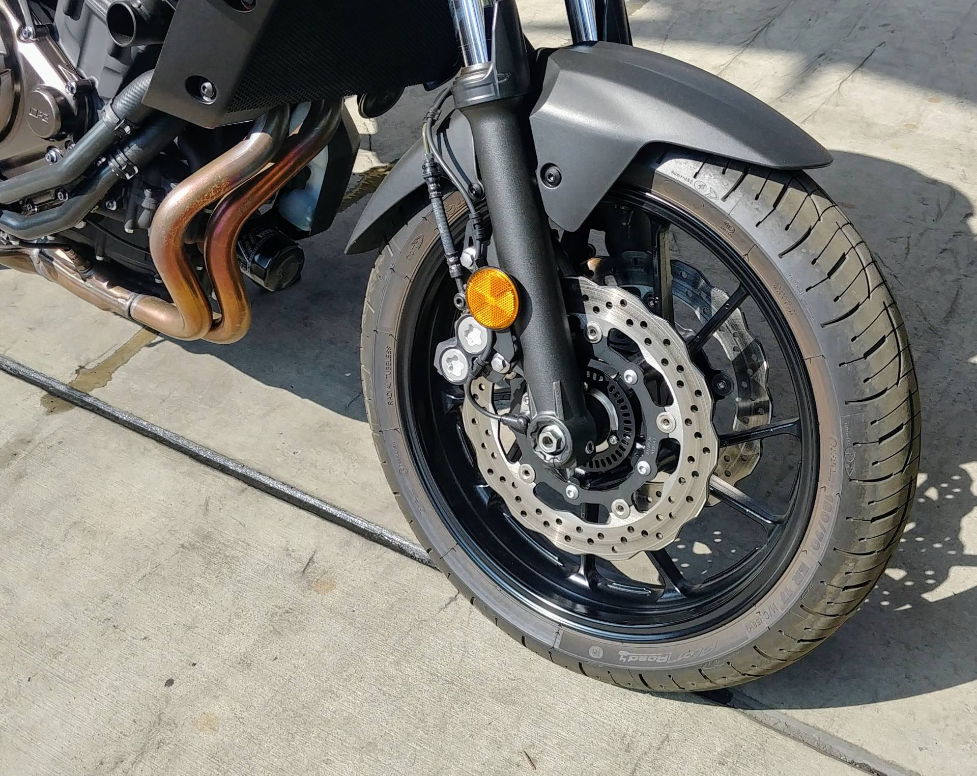2019 Yamaha MT-07 in Ontario, California - Photo 12