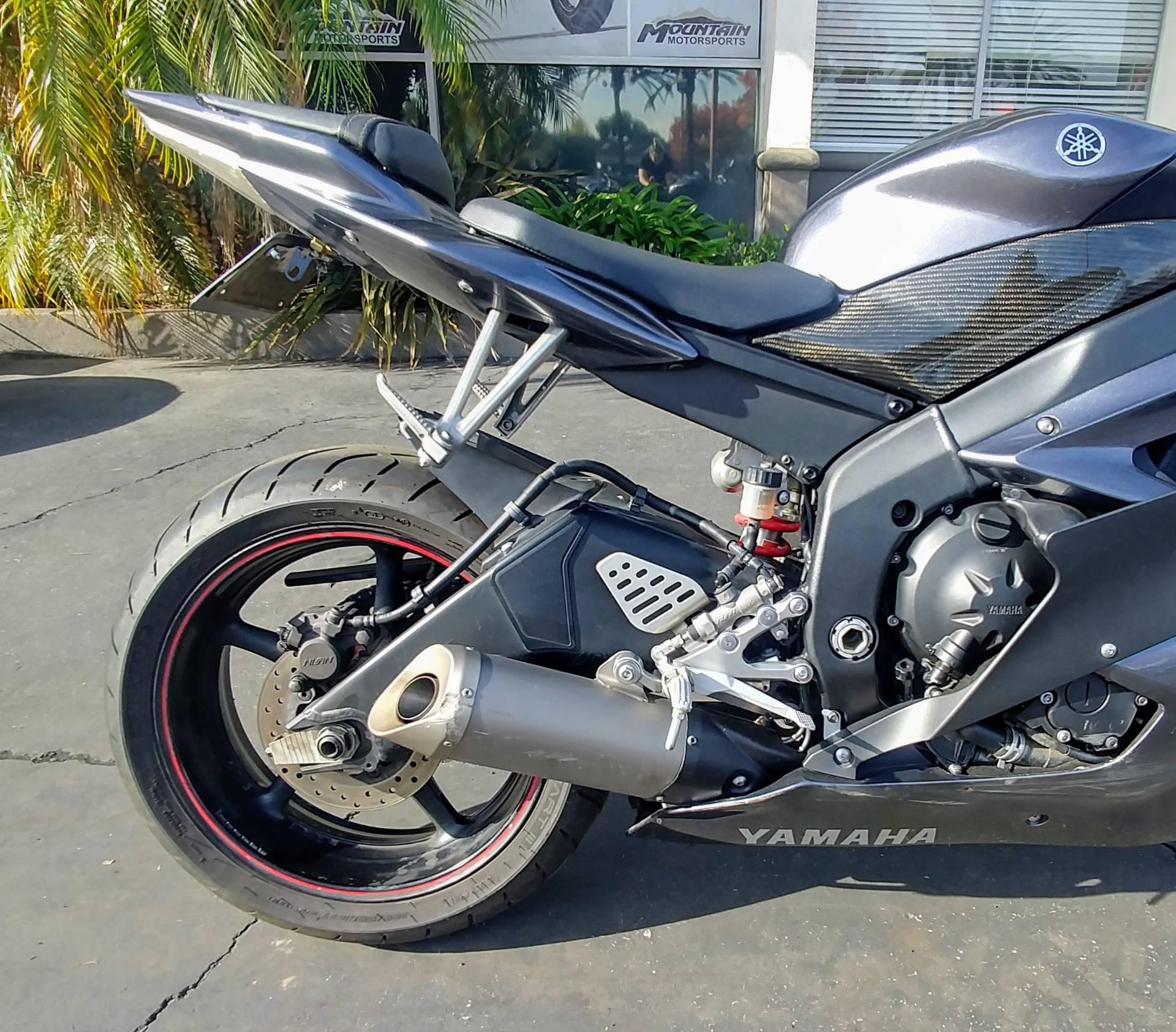 2007 Yamaha YZF-R6 5