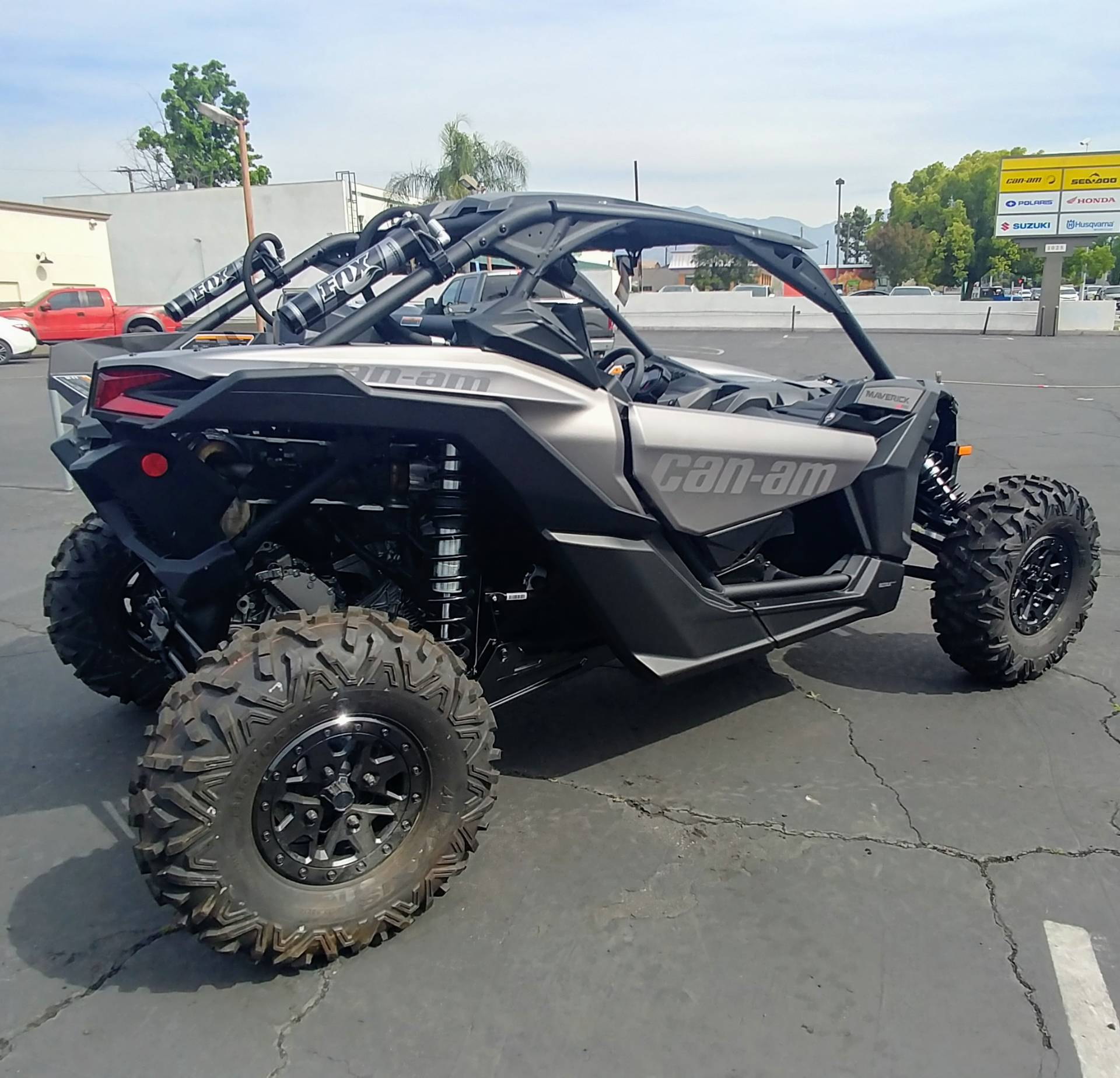 2019 Can-Am Maverick X3 X rs Turbo R in Ontario, California - Photo 4