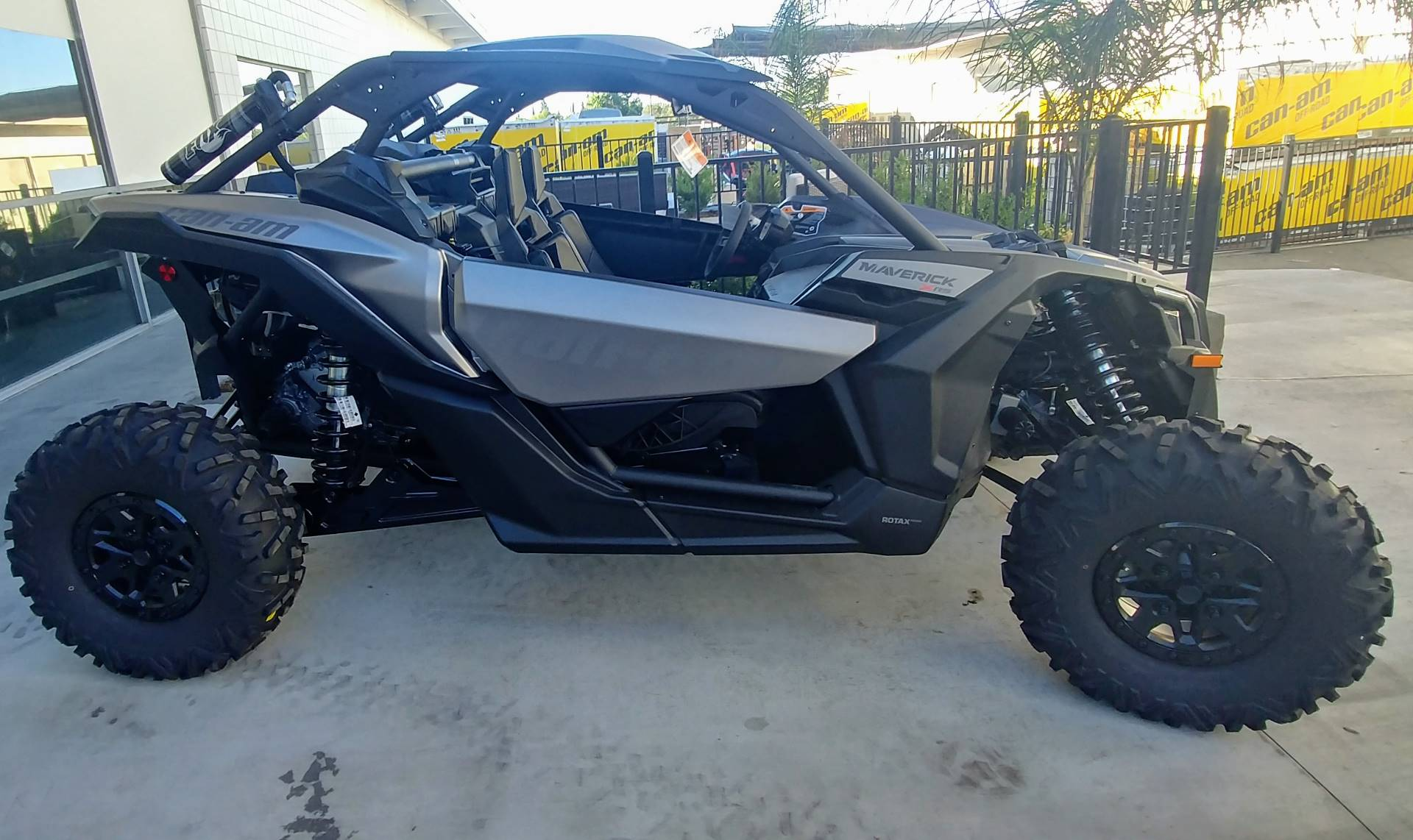 2019 Can-Am Maverick X3 X rs Turbo R in Ontario, California - Photo 5