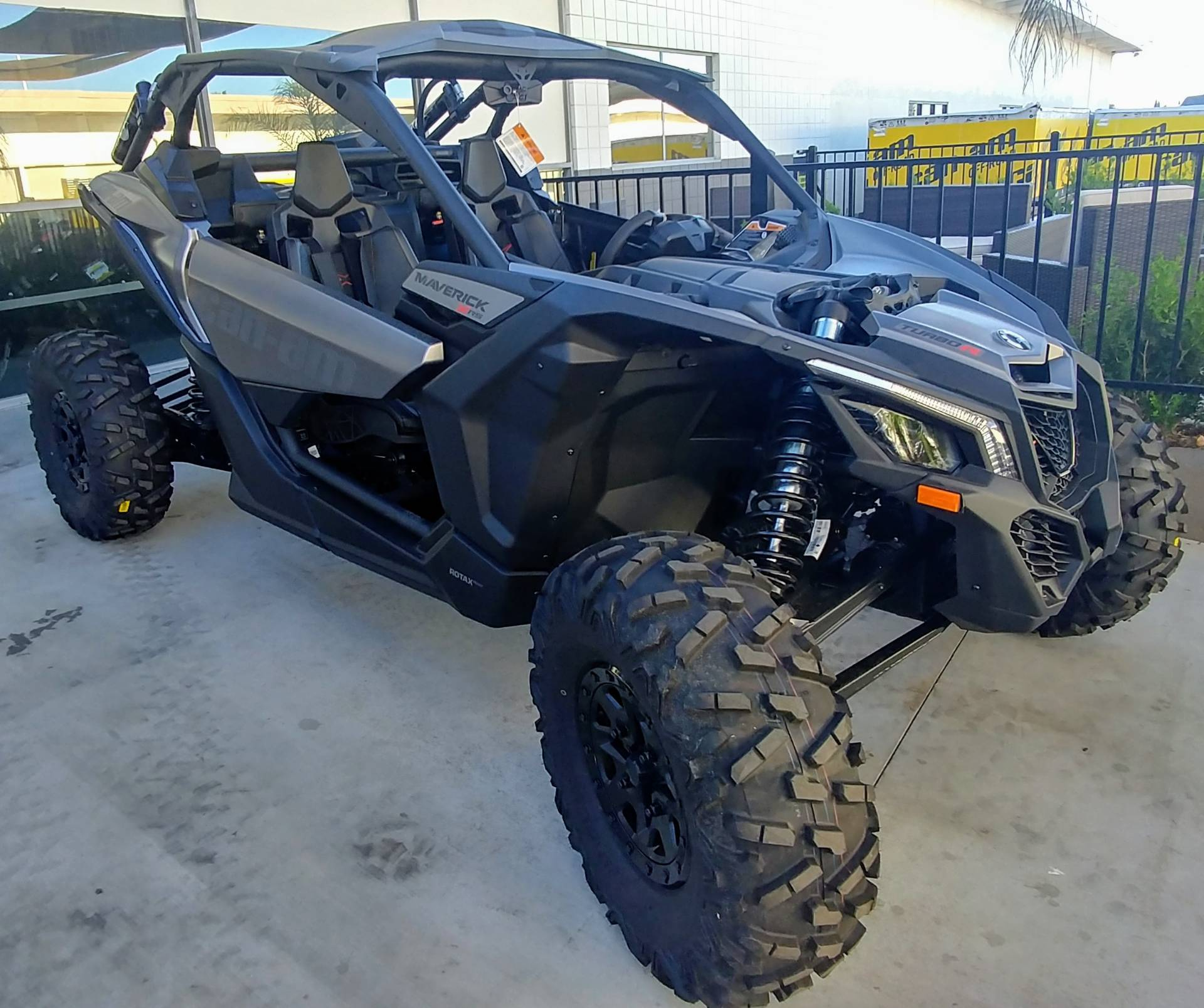 2019 Can-Am Maverick X3 X rs Turbo R in Ontario, California - Photo 6