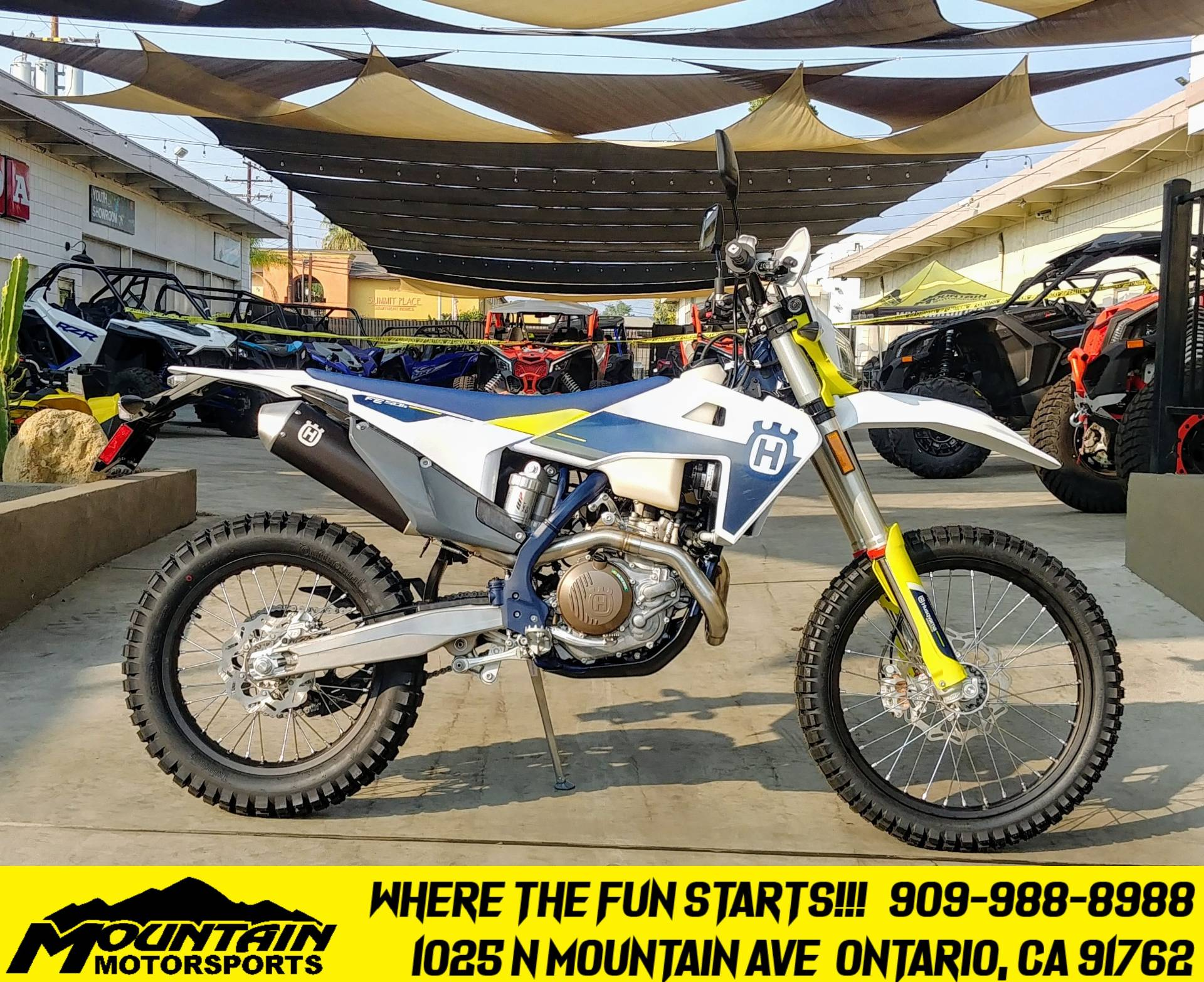 2021 Husqvarna FE 501s in Ontario, California - Photo 1