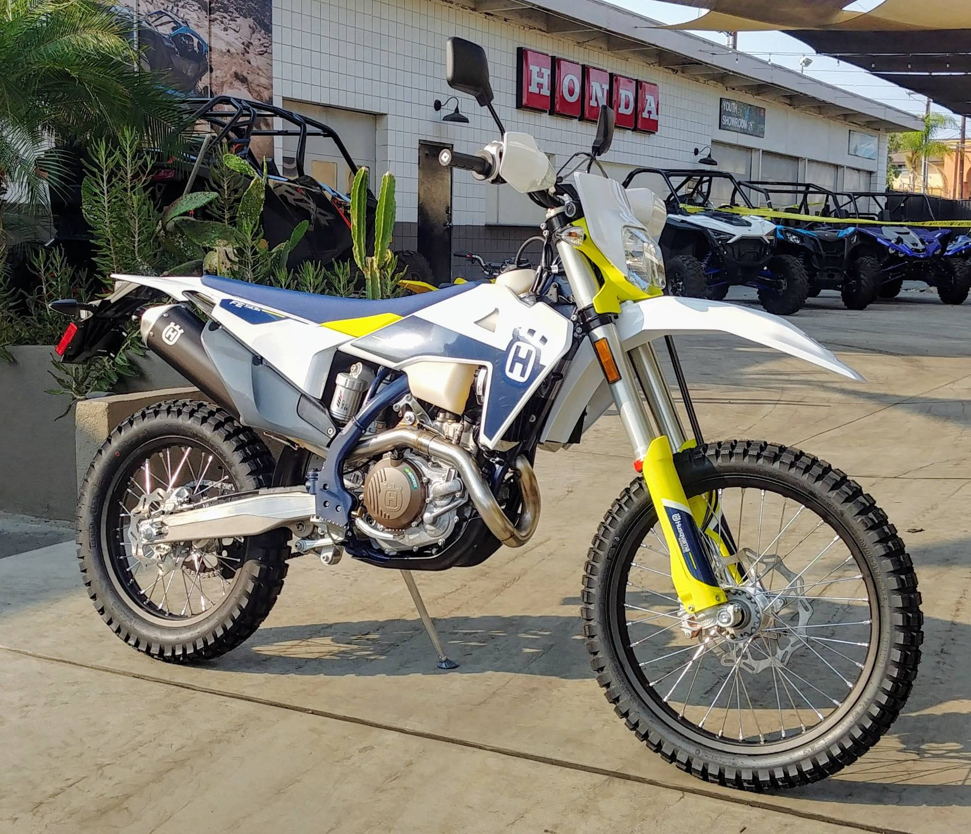 2021 Husqvarna FE 501s in Ontario, California - Photo 5