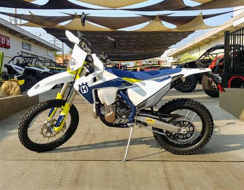 2021 Husqvarna FE 501s in Ontario, California - Photo 2