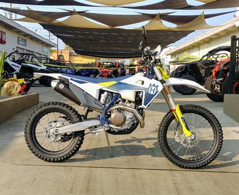 2021 Husqvarna FE 501s in Ontario, California - Photo 3