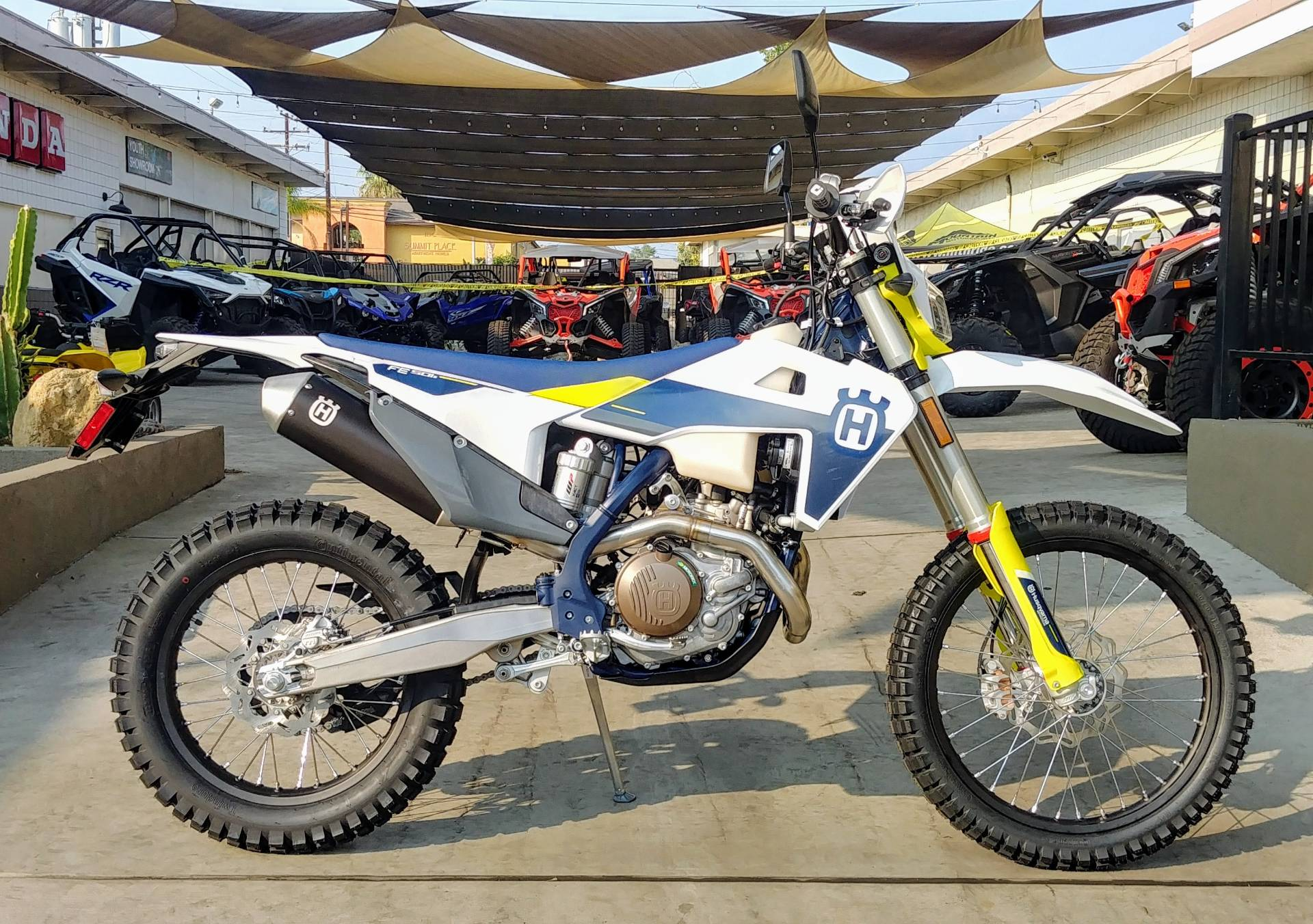 2021 Husqvarna FE 501s in Ontario, California - Photo 4