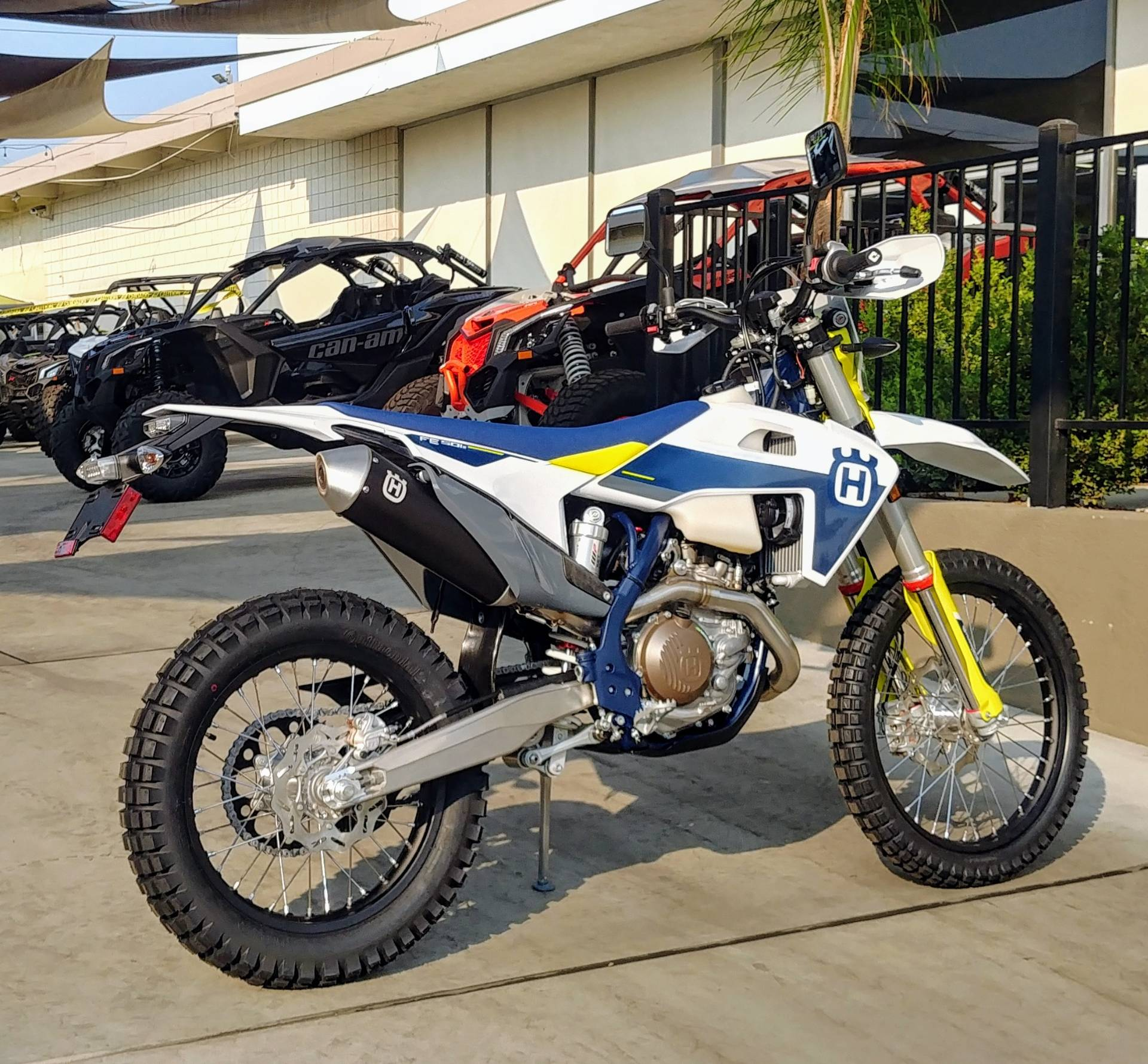 2021 Husqvarna FE 501s in Ontario, California - Photo 6