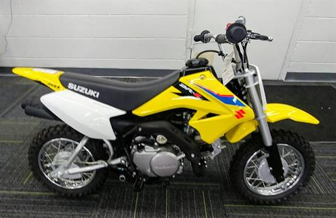 2019 Suzuki DR-Z50 in Ontario, California