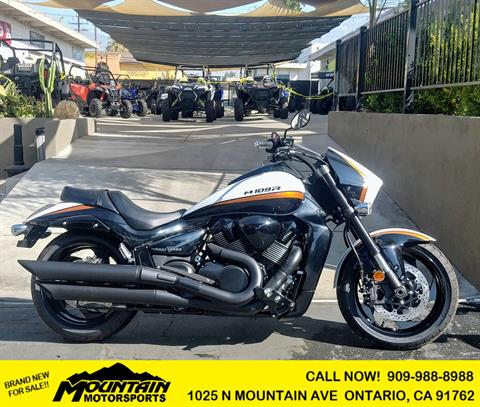 2020 Suzuki Boulevard M109R B.O.S.S. in Ontario, California - Photo 1