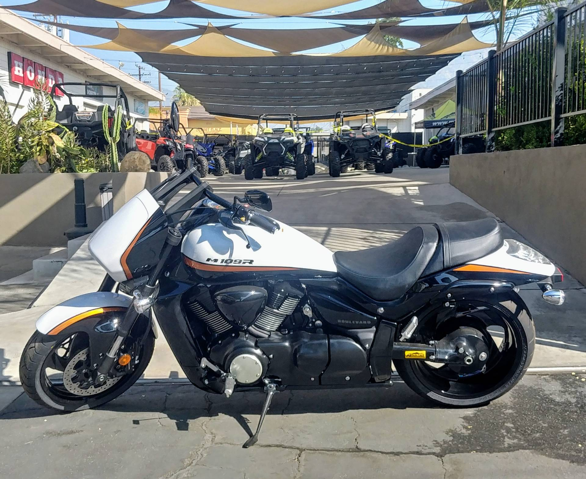 2020 Suzuki Boulevard M109R B.O.S.S. in Ontario, California - Photo 2