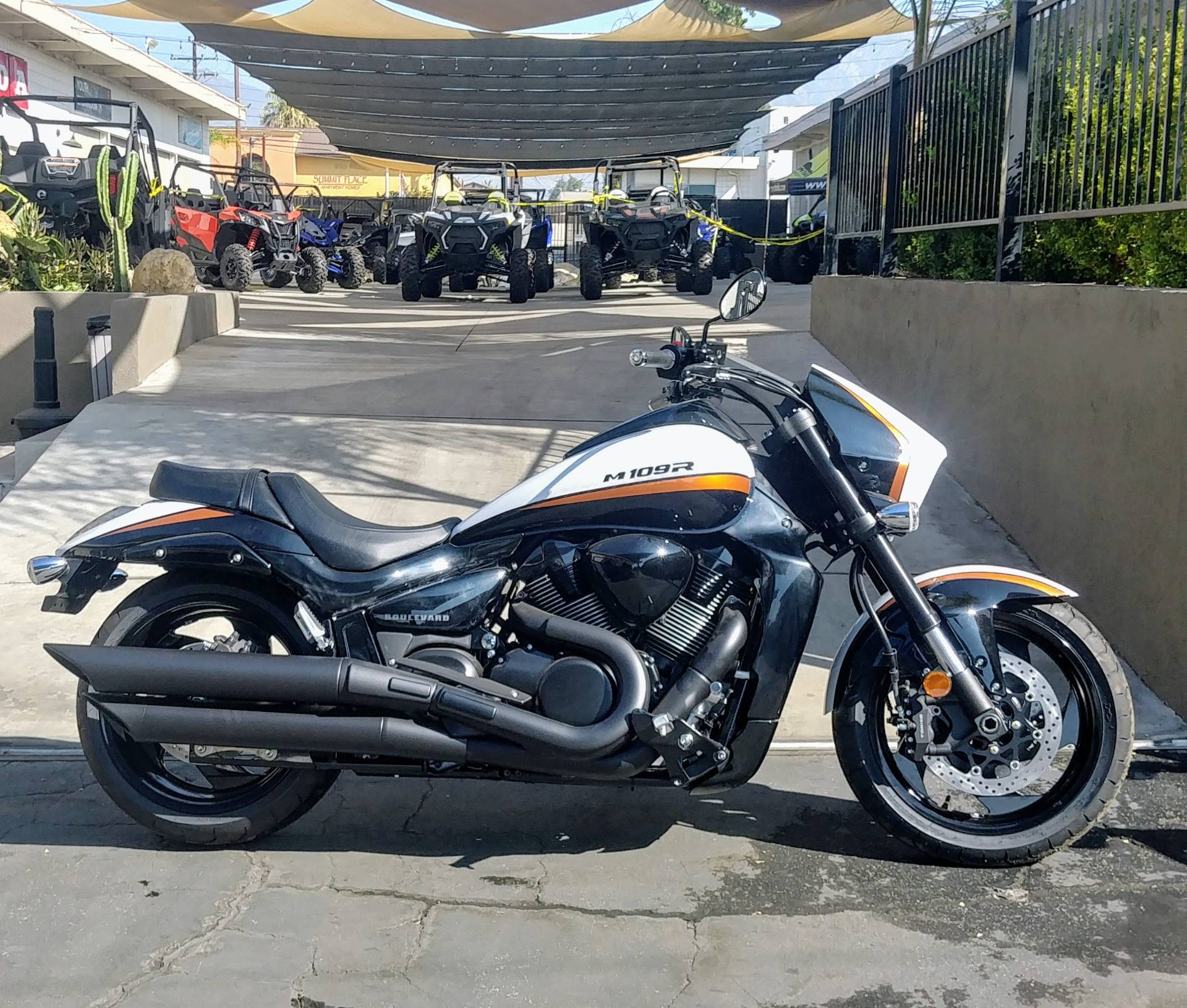 2020 Suzuki Boulevard M109R B.O.S.S. in Ontario, California - Photo 3