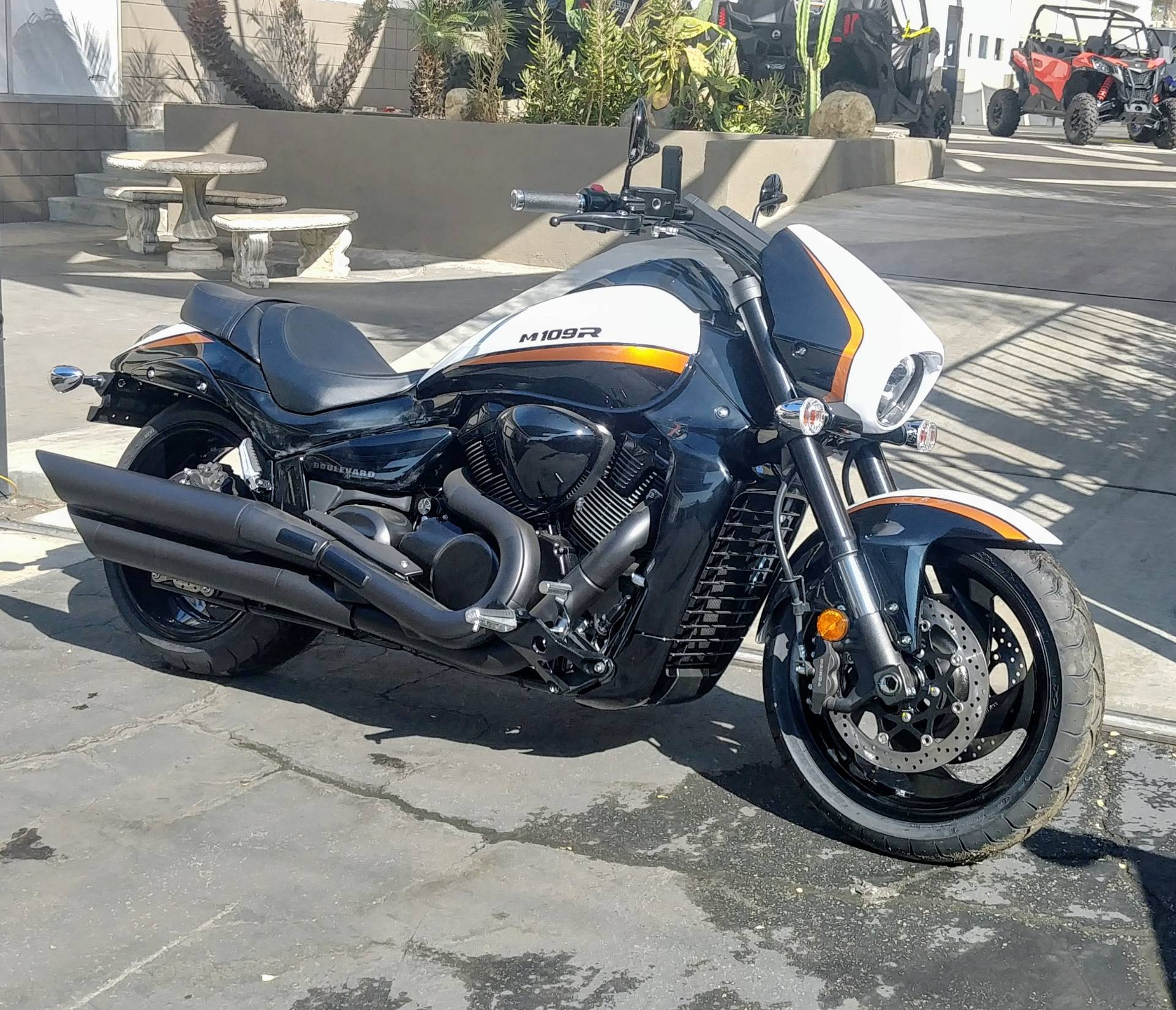 2020 Suzuki Boulevard M109R B.O.S.S. in Ontario, California - Photo 5