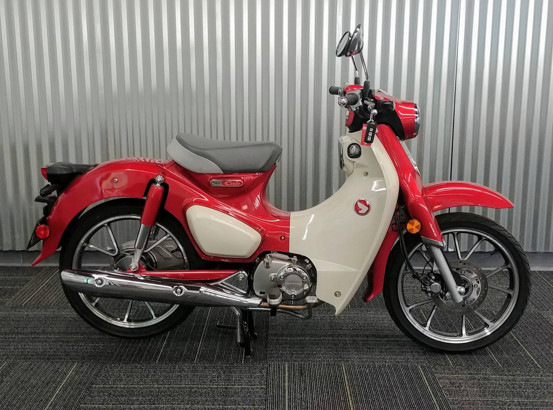 2020 Honda Super Cub C125 ABS in Ontario, California - Photo 3