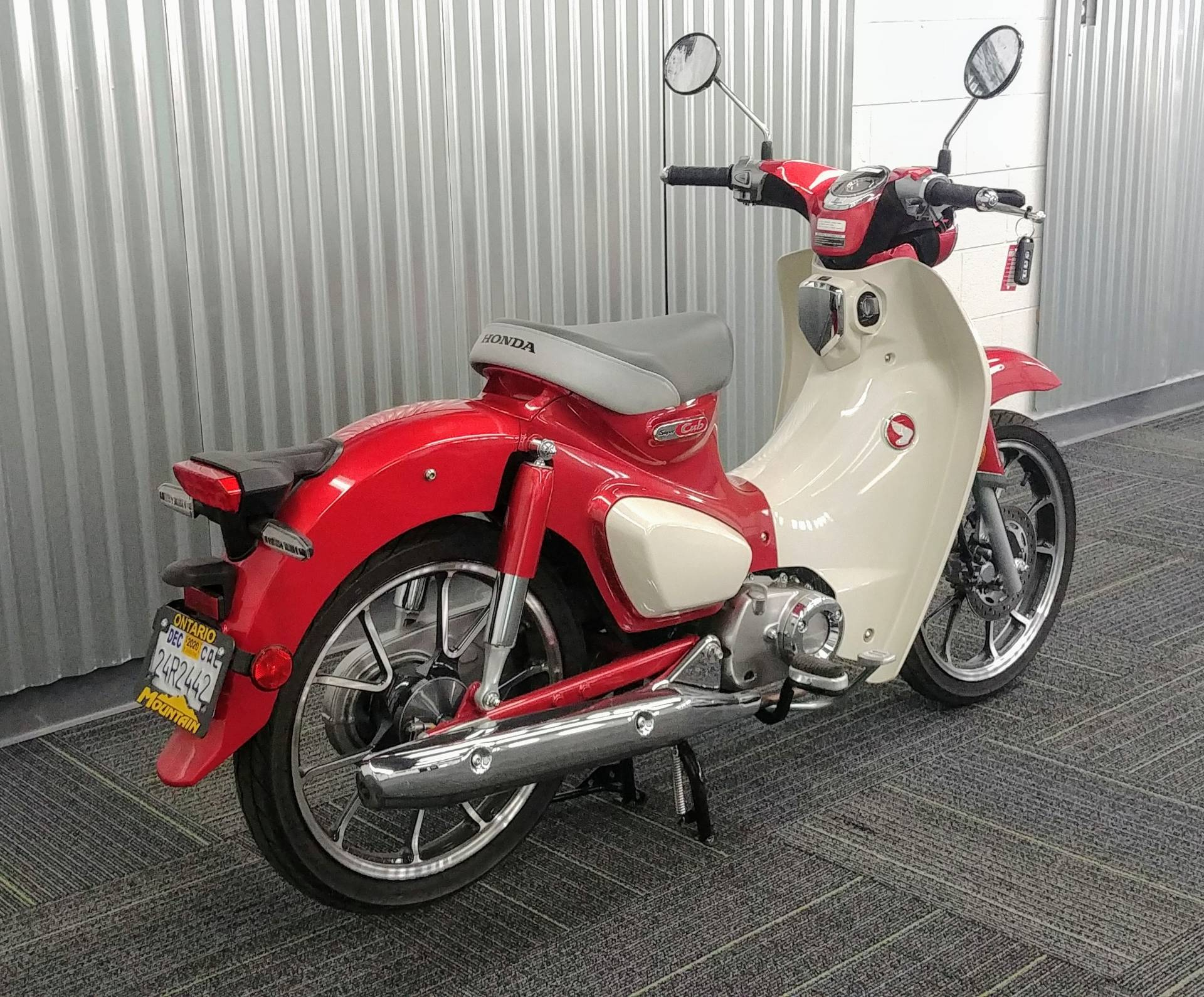 2020 Honda Super Cub C125 ABS in Ontario, California - Photo 5