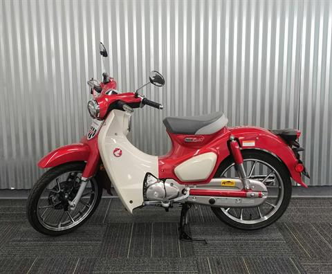 2020 Honda Super Cub C125 ABS in Ontario, California - Photo 9