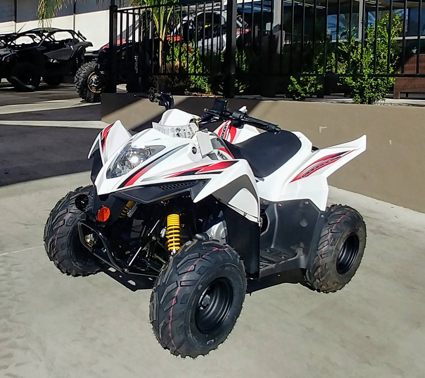 2019 Kymco MONGOOSE 70S in Ontario, California - Photo 3