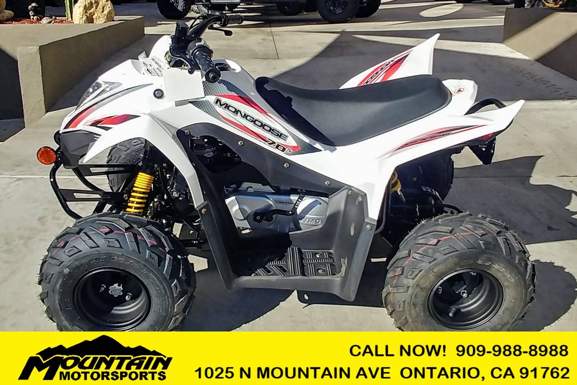 2019 Kymco MONGOOSE 70S in Ontario, California - Photo 1